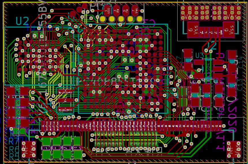 LPC4088 v1.1
